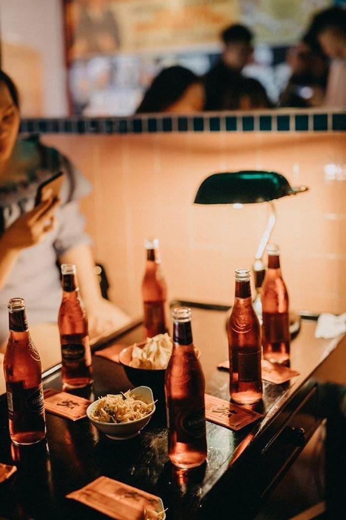 Hẻm bia Hồng Kong - Top 5 quán bia chill tại Sài Gòn có view cực độc